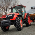 Kubota M9540 + СЕЯЛКА