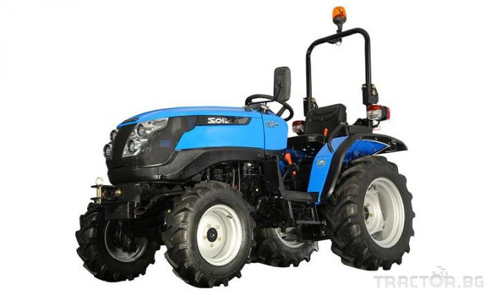 Трактори SOLIS 20 1