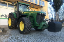 John-Deere John Deere 8320 POWER SHIFT ЛИЗИНГ