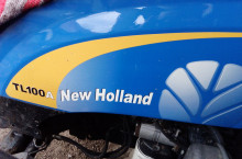 New-Holland TL 100 A