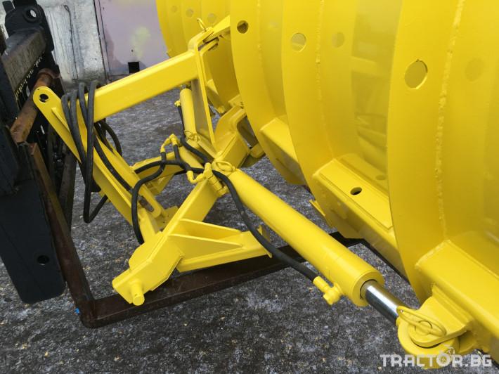 Техника за почистване Внос Гребло за сняг 4