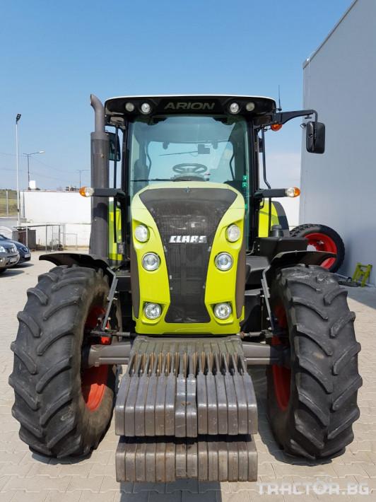 Трактори Claas Arion 620 1