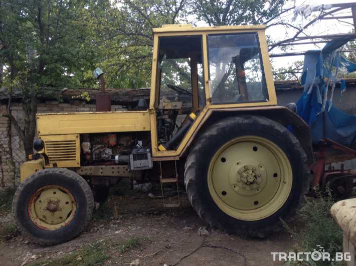 Трактори Болгар ТК80 0