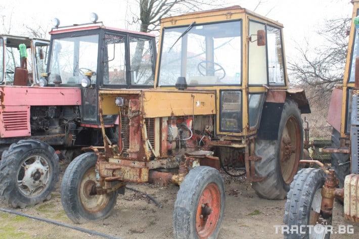 Трактори Болгар ТК 80 44