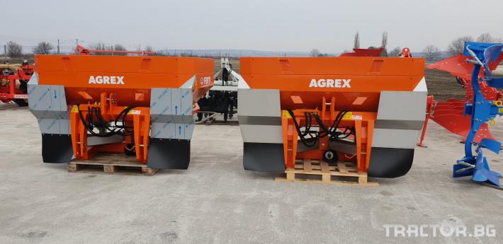 Торачки Тороразпръсквачка  AGREX модел  FERTI 1500 0