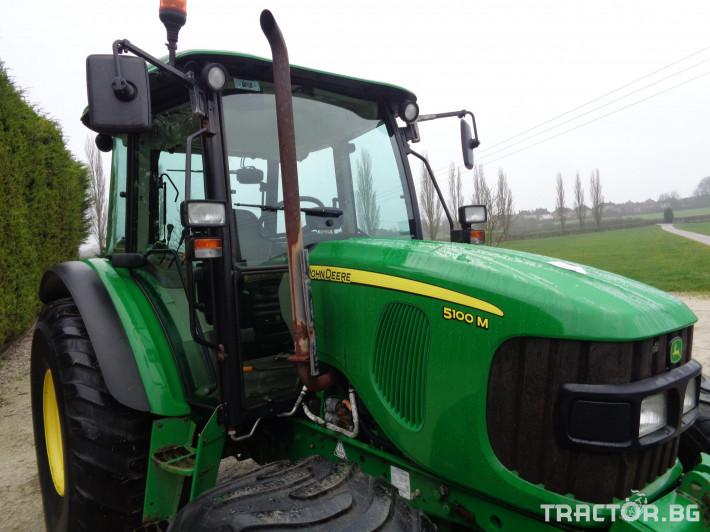 Трактори John-Deere 5100M 4