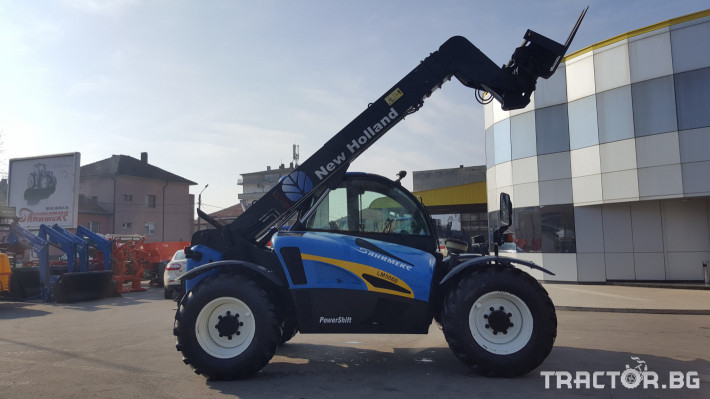 Телескопични товарачи New Holland LM 5060 PLUS 0