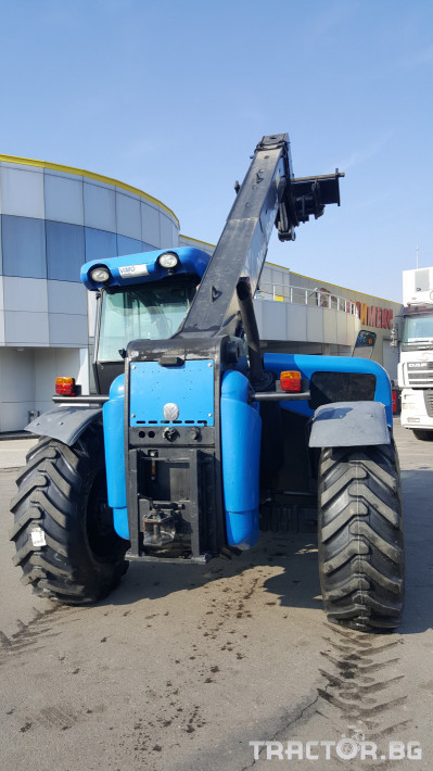Телескопични товарачи New Holland LM 5060 PLUS 4