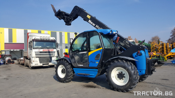 Телескопични товарачи New Holland LM 5060 PLUS 3