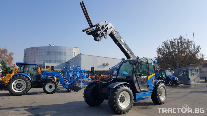 Телескопични товарачи New Holland LM 5060 PLUS 2
