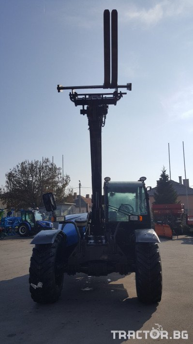 Телескопични товарачи New Holland LM 5060 PLUS 5