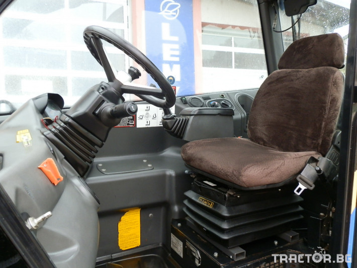 Телескопични товарачи New-Holland LM5060 1