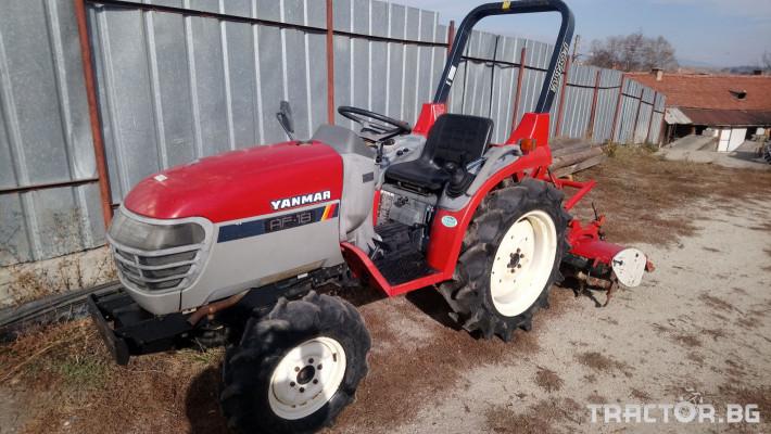 Трактори Yanmar AF18 3