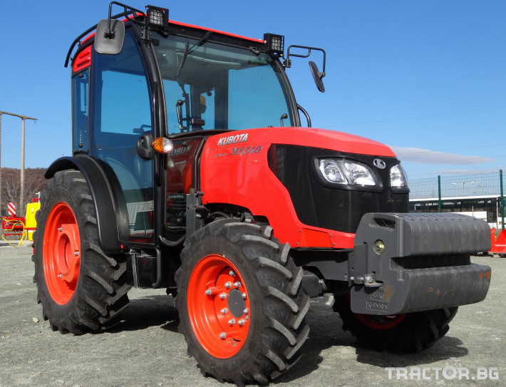 Трактори Kubota M 8540 NARROW 1