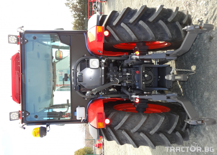Трактори Kubota M 8540 NARROW 2