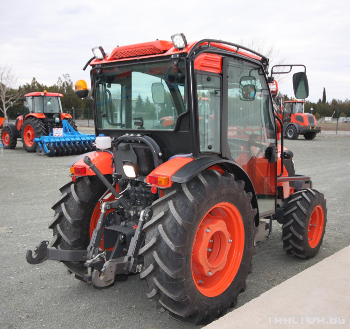Трактори Kubota M 8540 NARROW 5