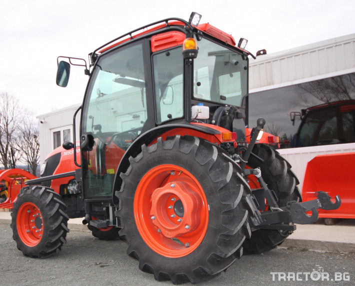 Трактори Kubota M 8540 NARROW 7