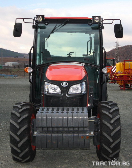Трактори Kubota M 8540 NARROW 10