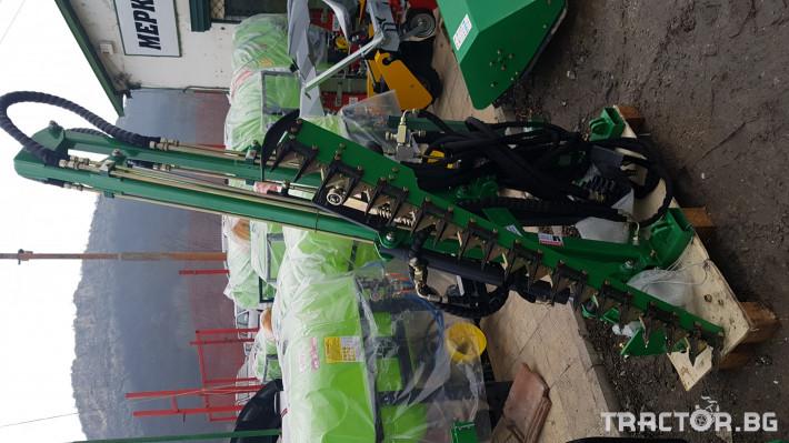Машини за лозя / овошки МАШИНА ЗА КОНТУРНА РЕЗИТБА С ИЗМЕСТВАЩО РАМО 5