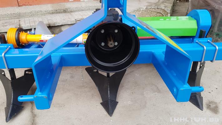 Машини за зеленчуци Внос Лехообразувател Krukowiak Ridge Form 19