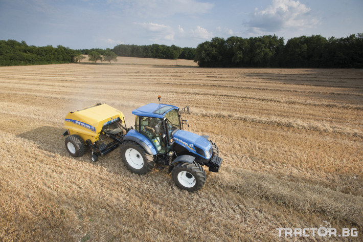Трактори New Holland Т4 5