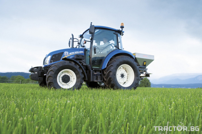 Трактори New Holland Т4 4