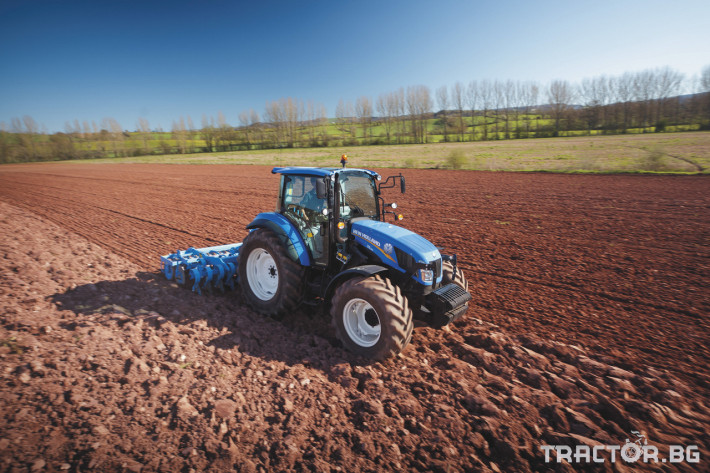 Трактори New Holland Т4 7