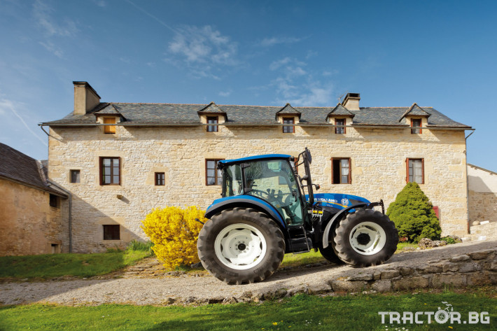 Трактори New Holland Т4 10