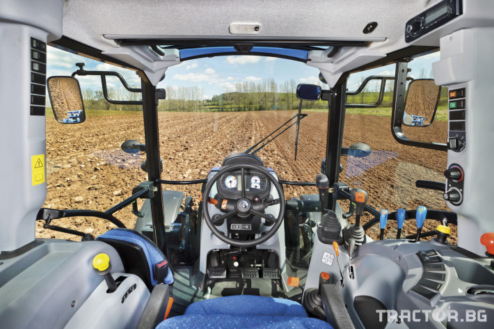 Трактори New Holland Т4 1