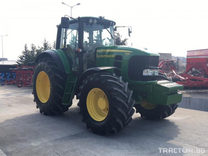 Трактори John-Deere 7430 2