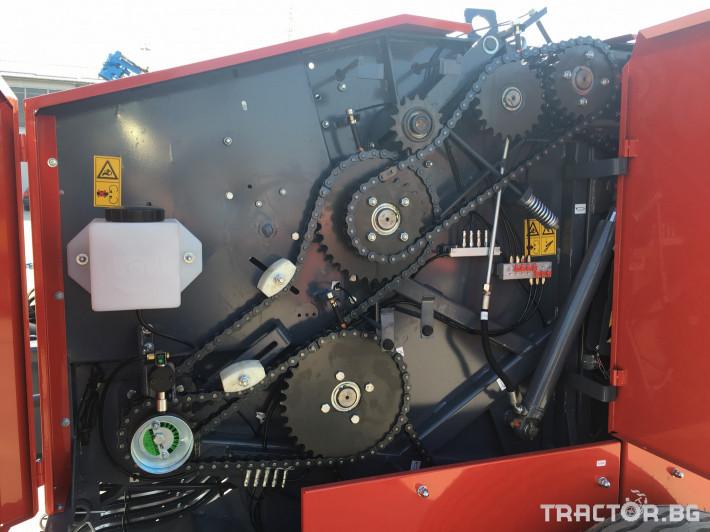 Сламопреси Рулонна сламопреса METAL- FACH 6 - Трактор БГ