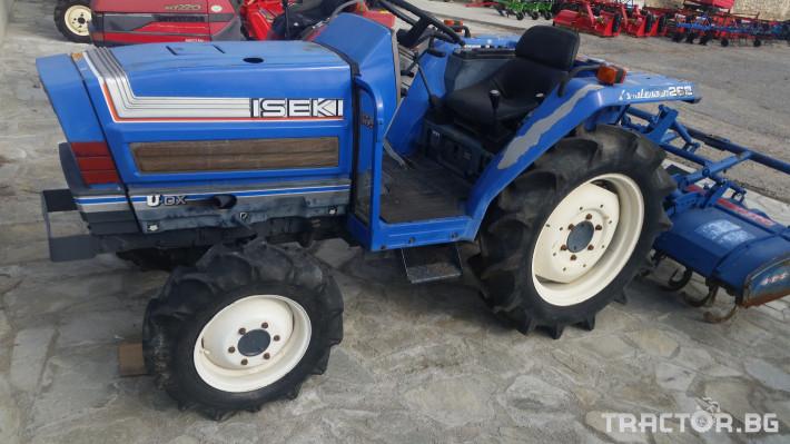 Трактори Iseki TU262. 0