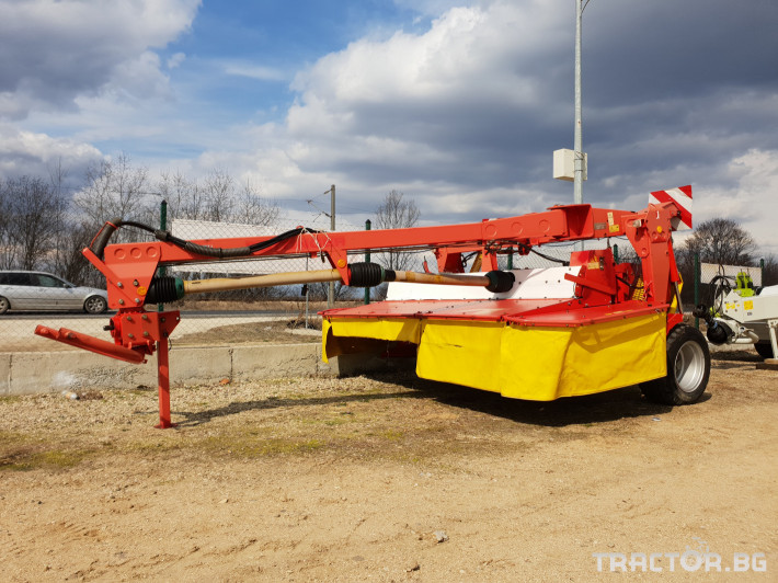 Косачки POTTINGER CAT 310P 2