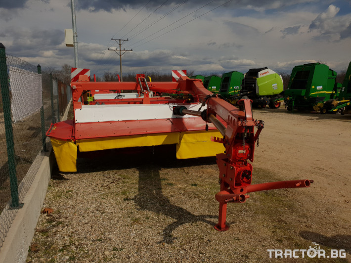 Косачки POTTINGER CAT 310P 9
