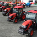 Kubota M 8540 Narrow