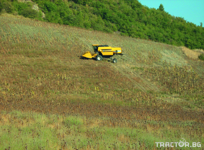 Комбайни New Holland TC 10 - Трактор БГ