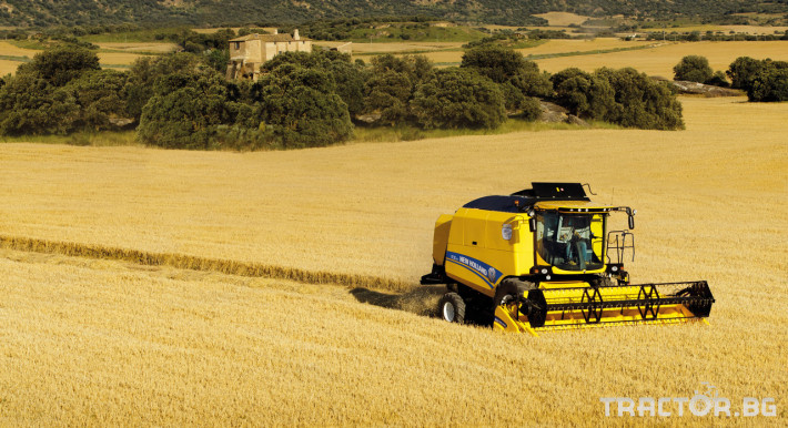 Комбайни New Holland TC 18 - Трактор БГ