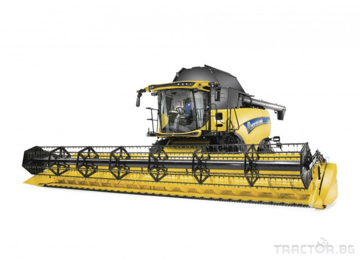Комбайни New Holland CX 8 1