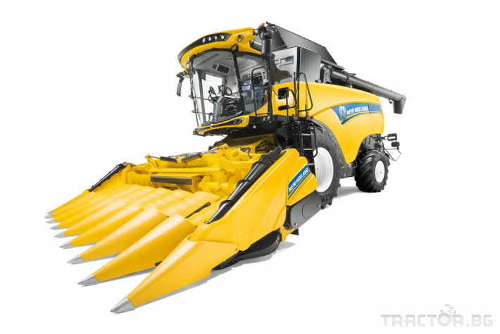 Комбайни New Holland CX 8 0