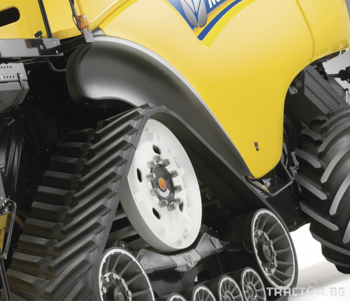 Комбайни New Holland CX 8 12