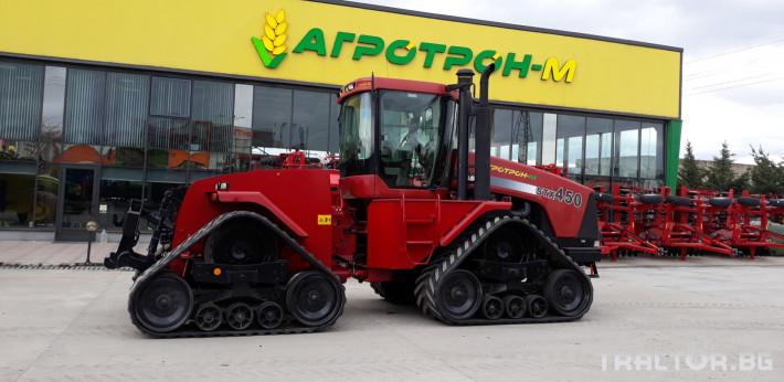 Трактори CASE IH STX 450 0