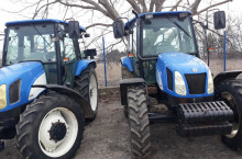 New-Holland TI 100A