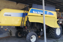 New-Holland CS 640