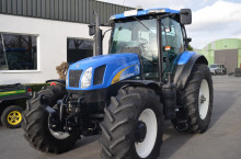 New-Holland T6080 Powercommand