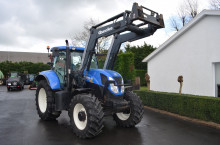 New-Holland T7.185 Powercommand