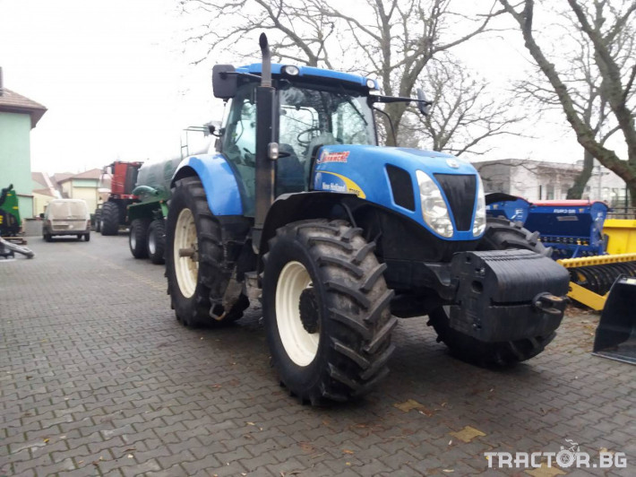 Трактори New-Holland T7050 2