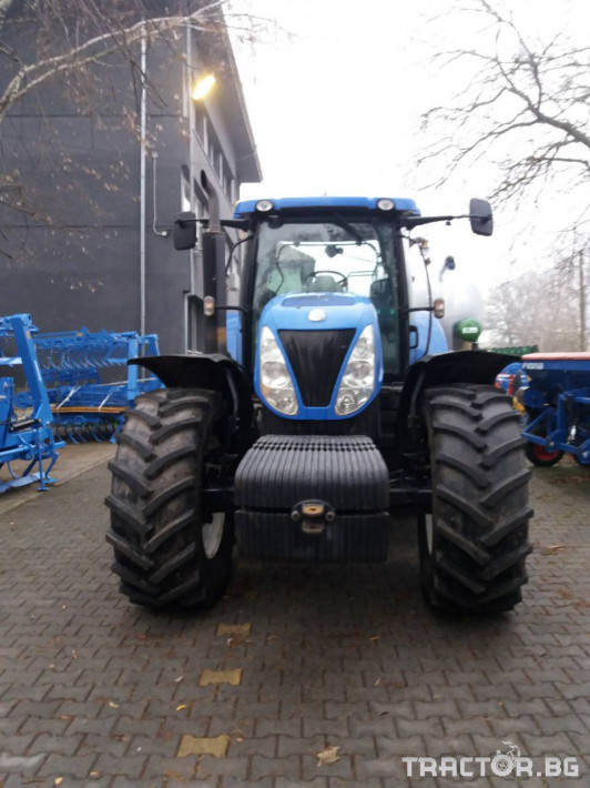 Трактори New-Holland T7050 1