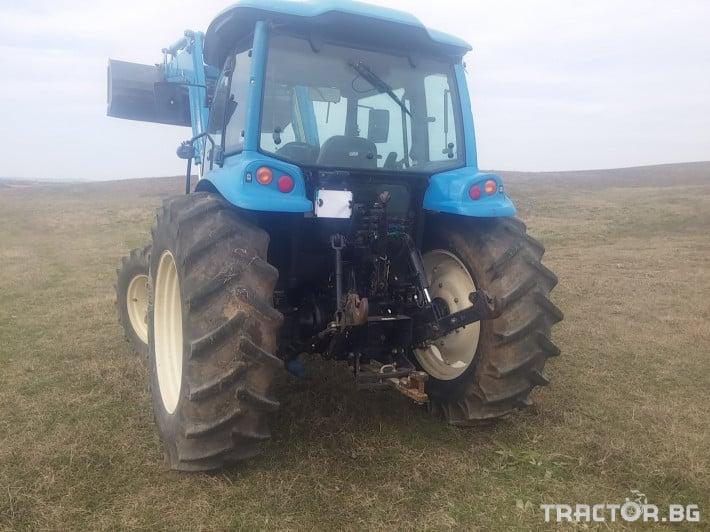 Трактори LS Plus 100 21