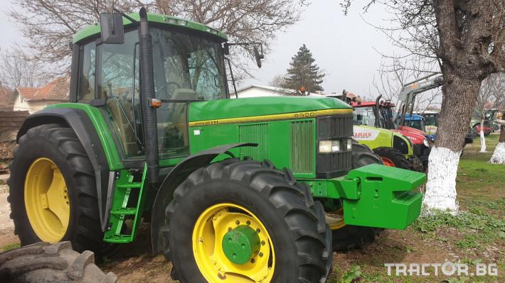 Трактори John-Deere 6900 5