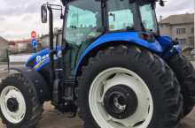 New-Holland TD 110D 4WD